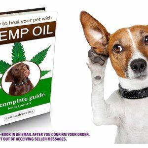 CBD for Cats. Hemp oil for Dogs