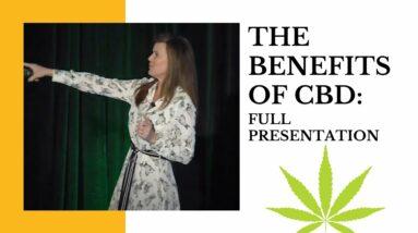 The Benefits Of CBD For Humans & Dogs - Angela Ardolino